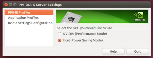 Nvidia-Prime