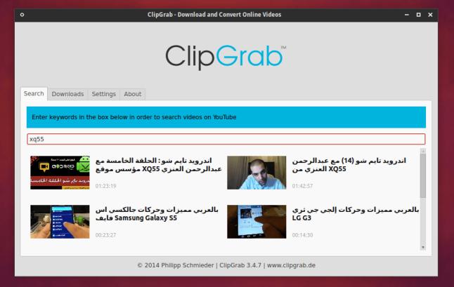 clipgrap